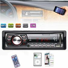 Car Autoradio Stereo Player Auto MP3/USB/AUX-IN FM Radio Head  FP