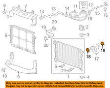 GM OEM Radiator-Upper Hose Clamp 13162312