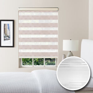 Window Custom Blinds Light Filtering Shade Unique Zebra SOUL Anti UV Custom made