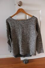 Asos Jumper Grey/Black Sweater Size 8