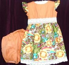 Cotton Spring Everyday Dresses for Girls