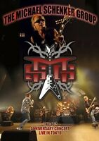 Michael Schenker - Live in Tokyo: 30th Anniversary [New DVD]