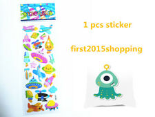 UFO Scrapbooking Embellishments funny sticker handmade kids party A1s for DIY