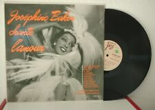 DISQUE 33T/30cm - JOSEPHINE BAKER CHANTE L'AMOUR - GUILDE DU JAZZ / POP 1219