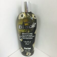 Pro Tan Instantly Black Ultra 50XX Bronzer Indoor Tanning Bed Lotion – 8.5 oz
