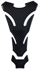 Tankpad 3D Carbon Schwarz 501946 universell passender Motorrad Tankschutz