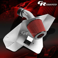 POLISHED SILVER AIR INTAKE+HEAT SHIELD FOR 07-09 TOYOTA CAMRY/-15 VENZA 3.5 V6