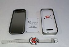 Valdawn Betty Boop Clear Collector's Wrist Watch in a tin w Tags