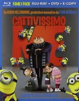 Cattivissimo me (family pack) E-copy) - BluRay O_B001151