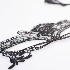 Sexy Black Lace eye mask - Costume Party - Fancy Dress - Ladies Masquerade Mask