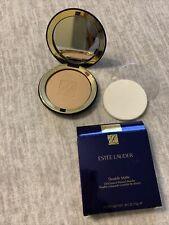 New Estee Lauder Double Matte Oil Control Pressed Powder #03 Medium
