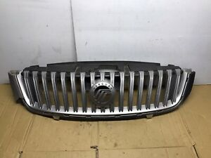 2010 2012 Mercury Milan Grill Grille With Emblem And Plastic Molding 10 11