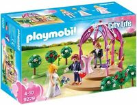 CJ9229 Pérgola boda 9229 playmobil wedding novios