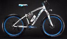 "Electric Bike eBike Mountain Bike Ninja 26"" 4.0 Fat Tire NEW GEN Ninja"