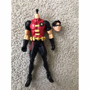"DC Universe Classics DCUC Robin Custom Fodder Body w/ Head 6"" Batman"