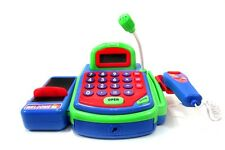 Children's Pretend Play Electronic Cash Register Playset w/ shopping cart PS321
