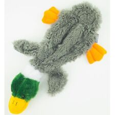 Good Boy Dog/Puppy Toy - Raggy Duck Unfilled Stuffing Free Soft Comfort Blanket