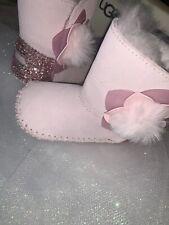 Ugg Cassie Baby Bling Custom 6-12 Months