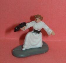 Star Wars Micro Machines PRINCESS LEIA ORGANA Kneeling Blaster Figure Galoob P