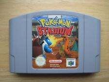 n64 Nintendo 64 CARTRIDGE POKEMON STADIUM