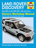 Haynes Manual 5562 Land Rover Discovery 2.7 Td V6 2004-2009 NEW