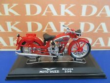 Die cast 1/24 Modellino Moto Guzzi Airone 250 by Starline
