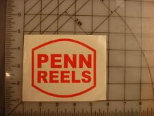 Penn Decal Window Sticker