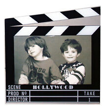 """Hollywood Acrylic Clapboard Picture Frame 5x7"""" - 5421"""