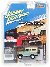 JOHNNY LIGHTINIG 1980 TOYOTA LAND CRUISER GREEN 1/64 DIECAST MODEL JLCP7031