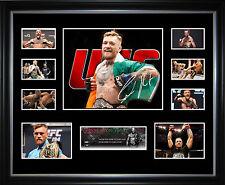 Conor McGregor Limited Edition Signed Framed Memorabilia