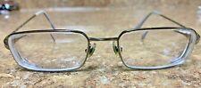 Ray Ban RB-8610 52-18 140 Titanium Eyeglasses Pre-owned Free Shipping