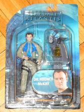 STARGATE SG-1 ATLANTIS UNIVERSE SERIES 2 DR. RODNEY McKAY DIAMOND SELECT TOYS
