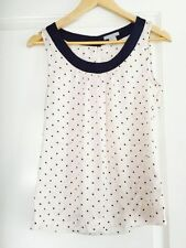 H&M Polyester Polka Dot Machine Washable Clothing for Women