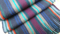 Paul Smith Scarf  Multi Stripes Pure New Wool