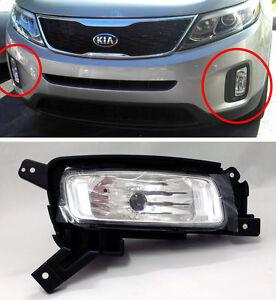 New 2013 - 2015 Kia Sorento Fog Light Kit
