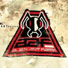 ALIEN Ant Farm-Anthology CD NUOVO