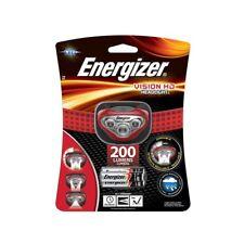 Energizer Vision HD LED Head Torch 200 Lumen Headlight Fishing etc Inc Batteries
