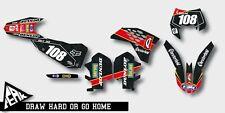 GRAFICHE KTM EXC - EXCF 125 - 250 - 300 - 450 CHESTERFIELD CAMO VINTAGE