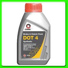 DOT 4 Brake Fluid 500 ml [BF4500M] Mixes safely with DOT 3 & DOT 4 Fluids.