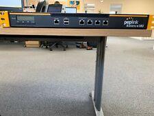 Peplink Balance 380 3xWAN, 1x4G/3G WWAN, VPN, load-balancing failover router