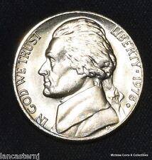 1978-D BU 5C Jefferson Nickel Free Shipping
