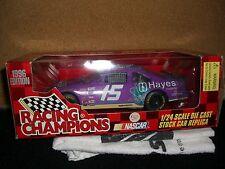 1/24 Racing Champions 1996 nascar #15 Wally Dallenbach Hayes Ford
