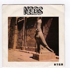 45 TOURS SP NAOS L'INDIEN RTGB 003 en 1983