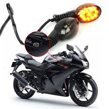 Turn Signal LED Light Indicator Blinker Front Rear For KAWASAKI Ninja 250R 2012
