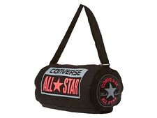 Converse Small Legacy Duffel Bag (Black/Crimson)