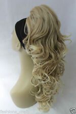Clip - In Curly Hair Extensions with 1 Bundles