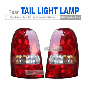 OEM Parts Rear Tail Light Lamp Assembly LH RH for SSANGYONG 2006 - 2012 Rexton