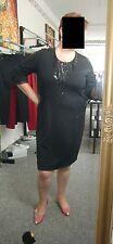 ULLA POPKEN elegantes Jersey Kleid Gr.46 NEU AP 69,95 €