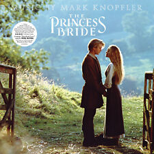 MARK KNOPFLER Princess Bride Soundtrack (Clear Vinyl) LP PREORDER New Sealed