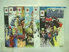 Archer and Armstrong Valiant Comics comic book lot 18